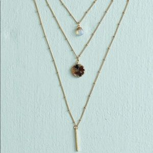 NWT Altar'd State Teralta Necklace